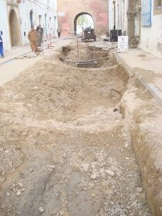 Essaouira n'en finit pas avec les travaux de son réseau d'assainissement Dsc08313
