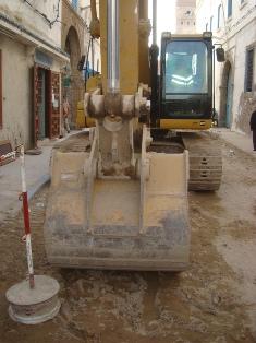 Essaouira n'en finit pas avec les travaux de son réseau d'assainissement Dsc08314