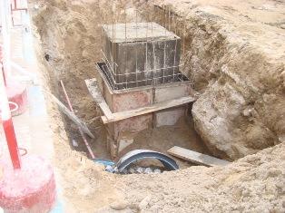 Essaouira n'en finit pas avec les travaux de son réseau d'assainissement Dsc08316