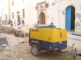Essaouira n'en finit pas avec les travaux de son réseau d'assainissement Dsc08318