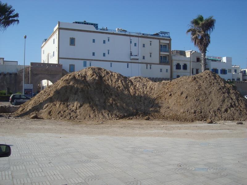 Essaouira n'en finit pas avec les travaux de son réseau d'assainissement Dsc09210