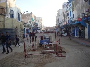 Essaouira n'en finit pas avec les travaux de son réseau d'assainissement Dsc09413