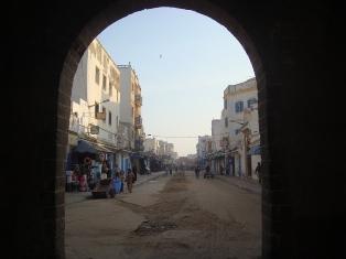 Essaouira n'en finit pas avec les travaux de son réseau d'assainissement Dsc09414