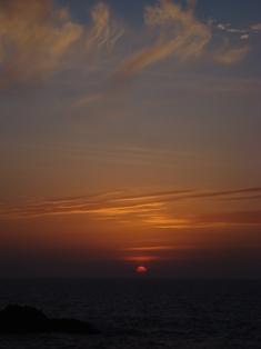 Les couchers sublimes à l'horizon d'Essaouira Dsc09513