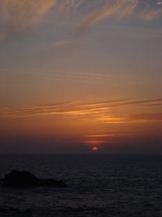 Les couchers sublimes à l'horizon d'Essaouira Dsc09515