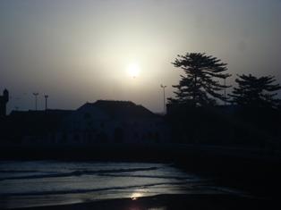 Les couchers sublimes à l'horizon d'Essaouira Dsc09523