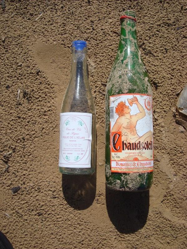 La bouteille À la claire de la lune Dsc09614