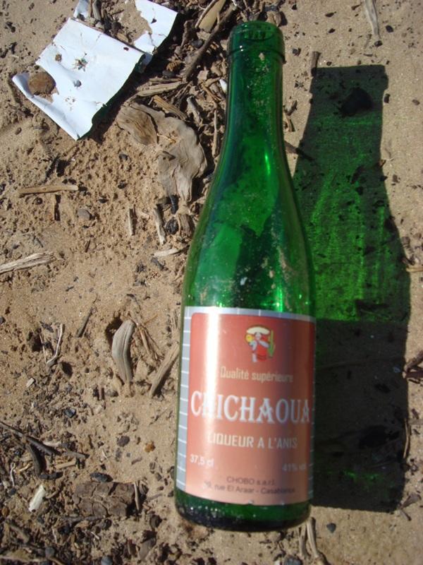 La bouteille À la claire de la lune Dsc09713