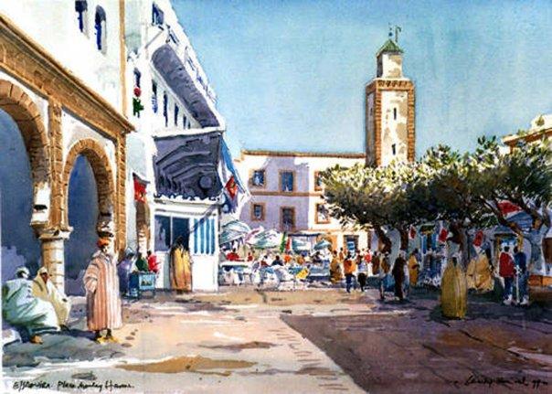 الصويرة ! لحبيبة يا لغريبة ! Essaouira la bien aimée Ho ! Étrangère N1153310