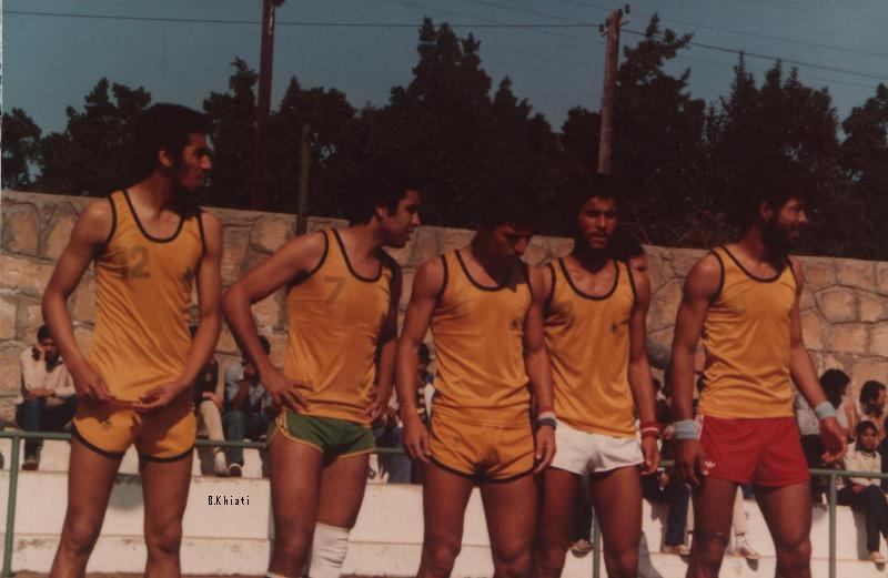 L'apogée du Basket Souiri début année 80 Souv1212