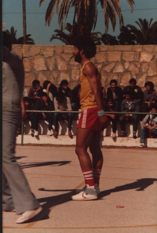 L'apogée du Basket Souiri début année 80 Souv1610