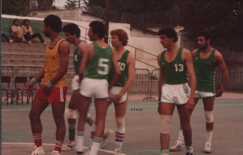 L'apogée du Basket Souiri début année 80 Souv1710