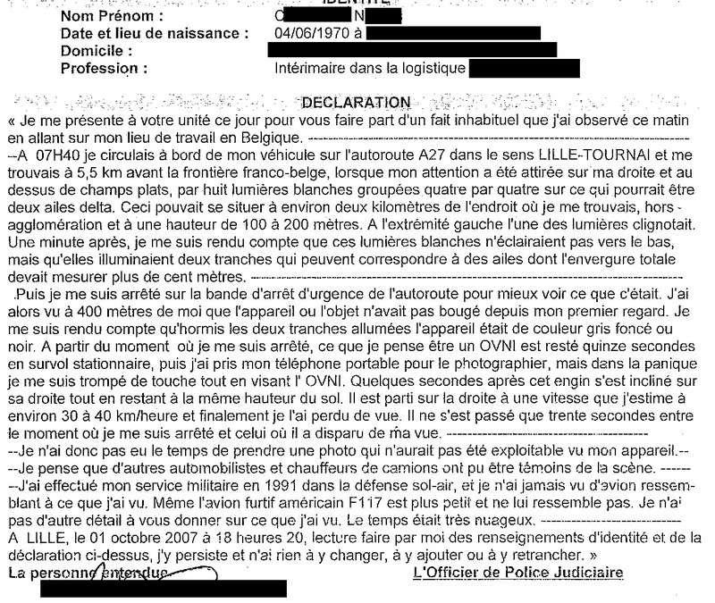 Avez vous déjà témoigné de votre observation d'OVNI à la gendarmerie?(sondage) - Page 2 Sans_t15