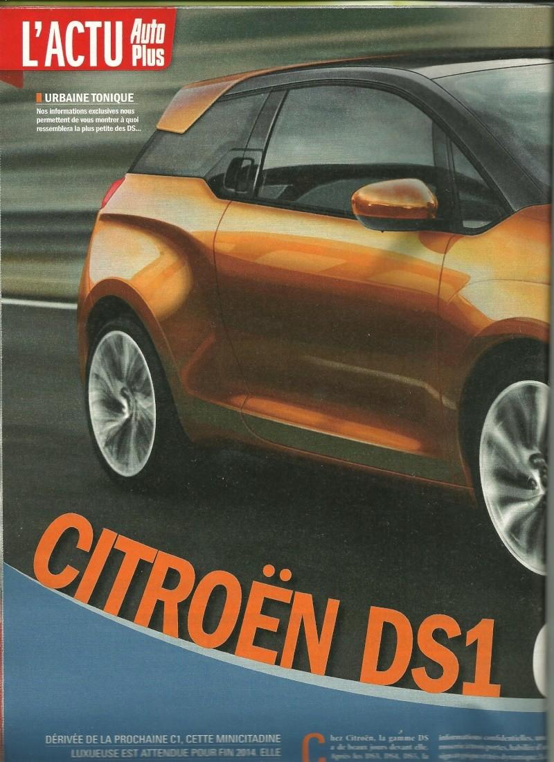 201? - [RUMEUR] Citroën DS1 00163