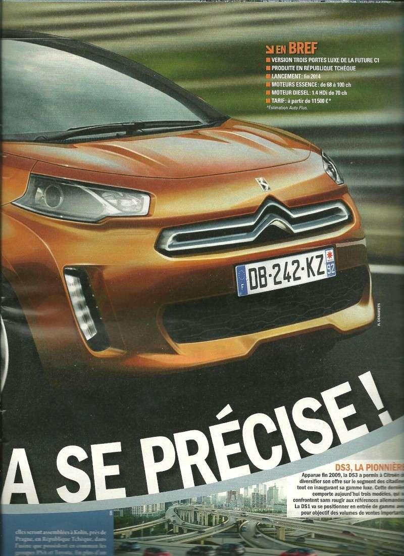 201? - [RUMEUR] Citroën DS1 00244