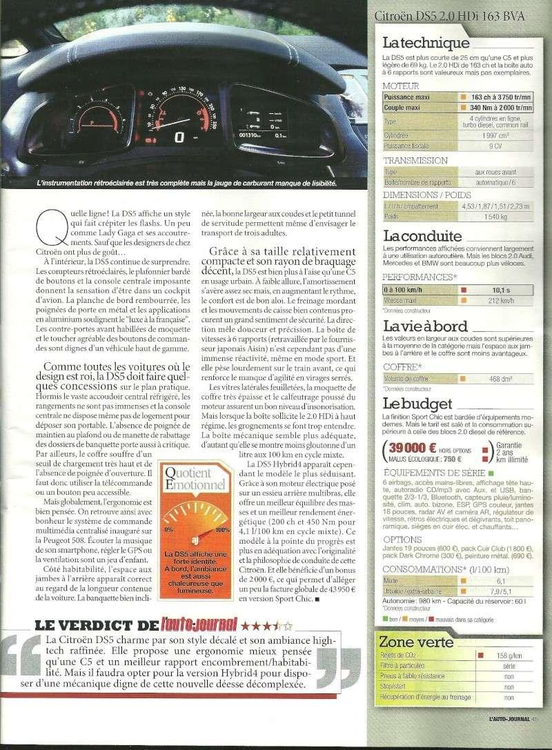 [PRESSE/INTERNET] La DS5 à la une - Page 13 00621