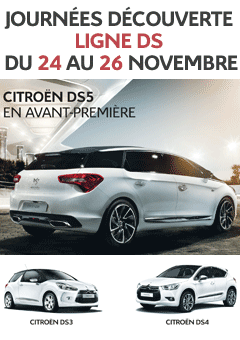 [SUJET OFFICIEL] Citroën DS5 [B81] - Page 14 13209310