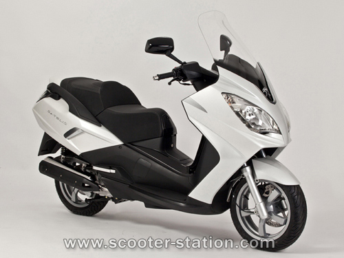[DEUX ROUES] PSA, c'est aussi les scooters ! Arton111