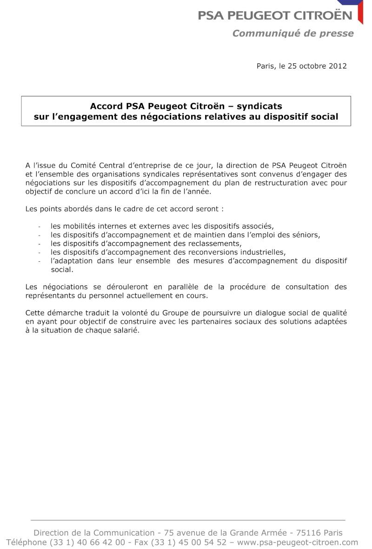 [COMMUNIQUES DE PRESSE]  PSA Peugeot Citroen - Page 2 Cp_pos11
