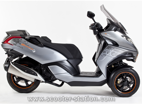 [DEUX ROUES] PSA, c'est aussi les scooters ! Peugeo37