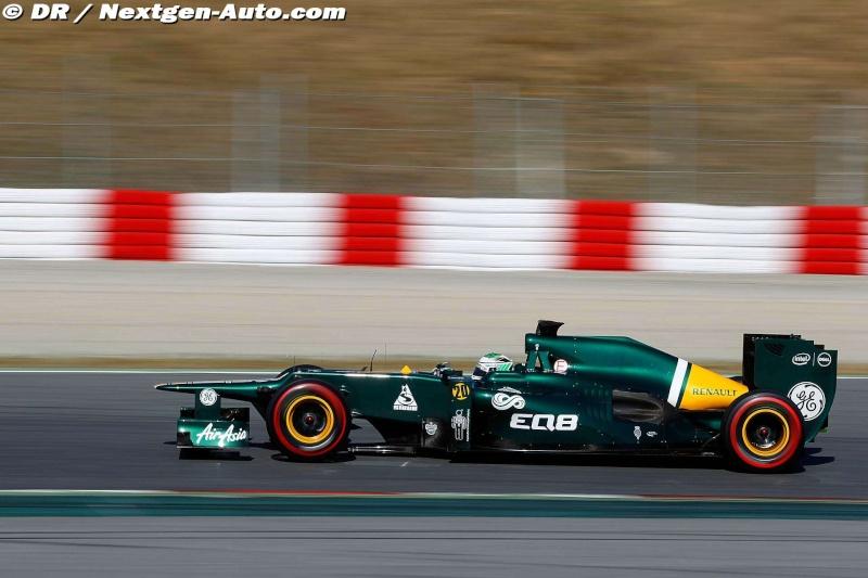 [F1] Caterham F1 Team - Page 4 Barcel11