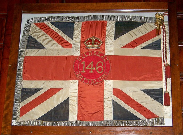 CEF Battalion Colours 58787810