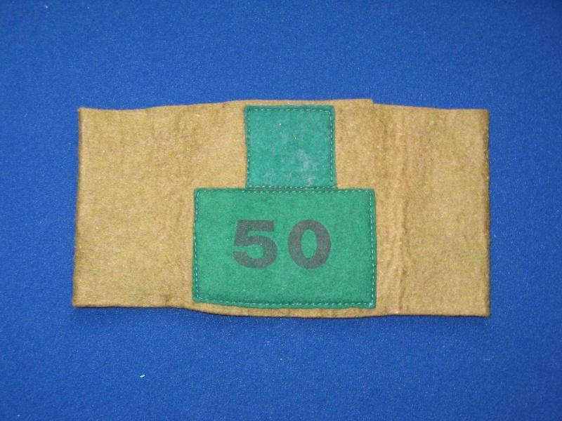 Canadian 1936 Vimy Ridge Memorial Dedication Armbands  Kgrhqr10