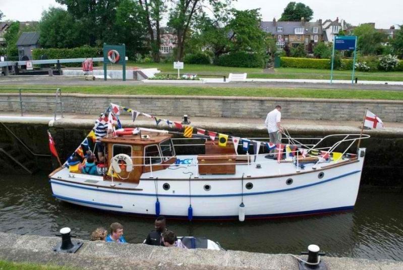 Dunkirk Little Ship - ANNE (The Last True Survivor) - FULLY RESTORED Kgrhqr14