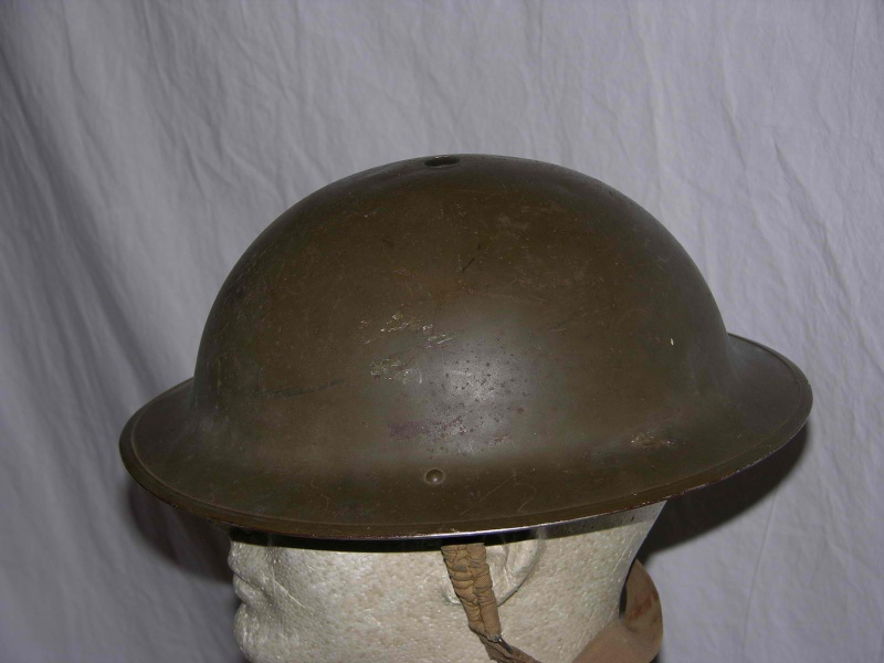 Royal 22e Regiment Vandoos Stenciled Helmet T2ec1610