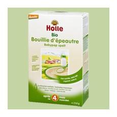 Blédine - Comparaison des différentes marques de céréales Holle-10