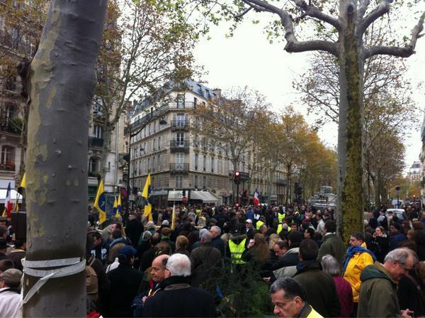 manif à Paris le 18 Nov : Non au Mariage homosexuel... Homo110