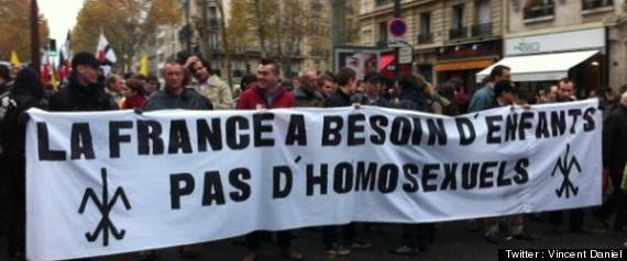 manif à Paris le 18 Nov : Non au Mariage homosexuel... Homo910