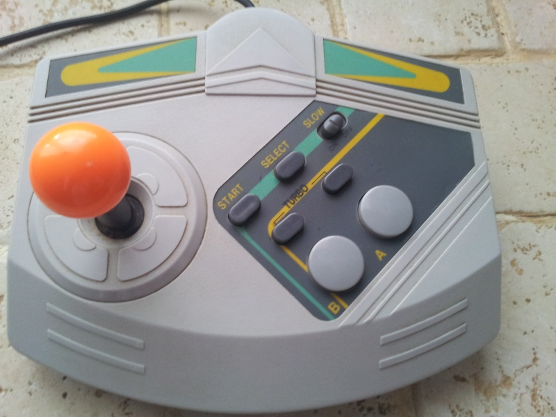 Pad/Joystick NES ?  20121113