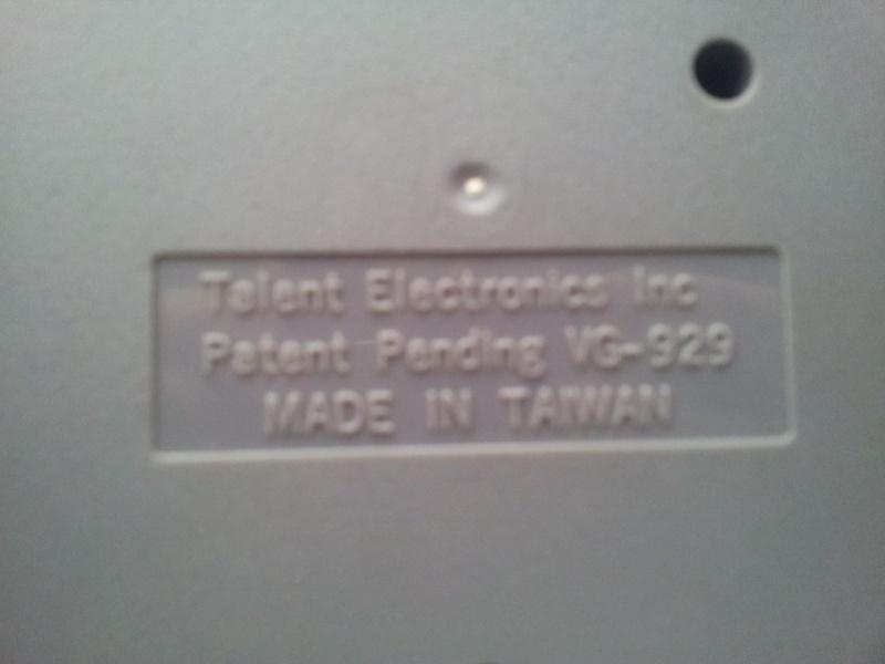 Pad/Joystick NES ?  20121114