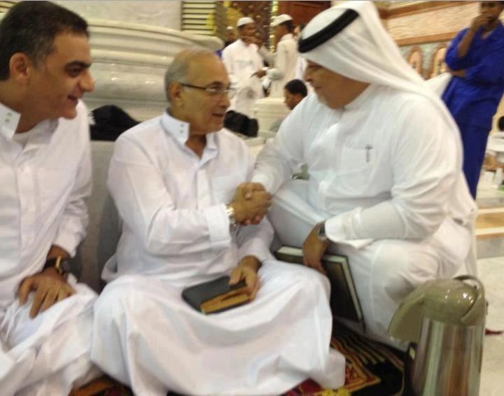 اللجنة الإعلامية لشفيق: الفريق وصل السعودية لأداء مناسك العمرة