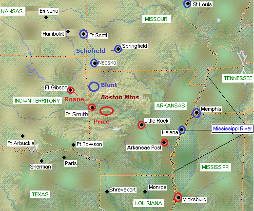 General Price Goes Home.  A Gettysburg scenario game Arkans11