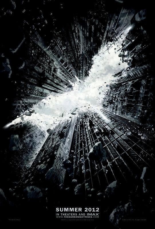 Dark Knight Rises 1st Official Poster Dark-k11