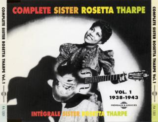 Sister Rosetta Tharpe Vol. 1-6. 1938-1959 Cover_10