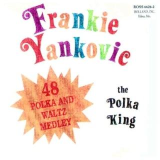 Frankie Yankovic - The Best  Polkas Medley's Franki10