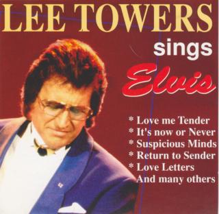 Lee Towers - Sings Elvis Lee_to10