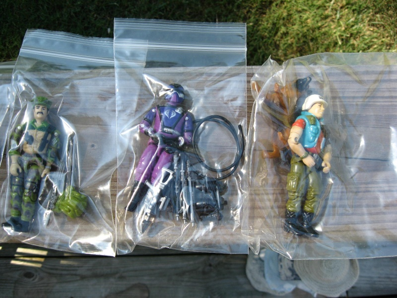 complete G.I. Joes  TMNT for sale Img_1759