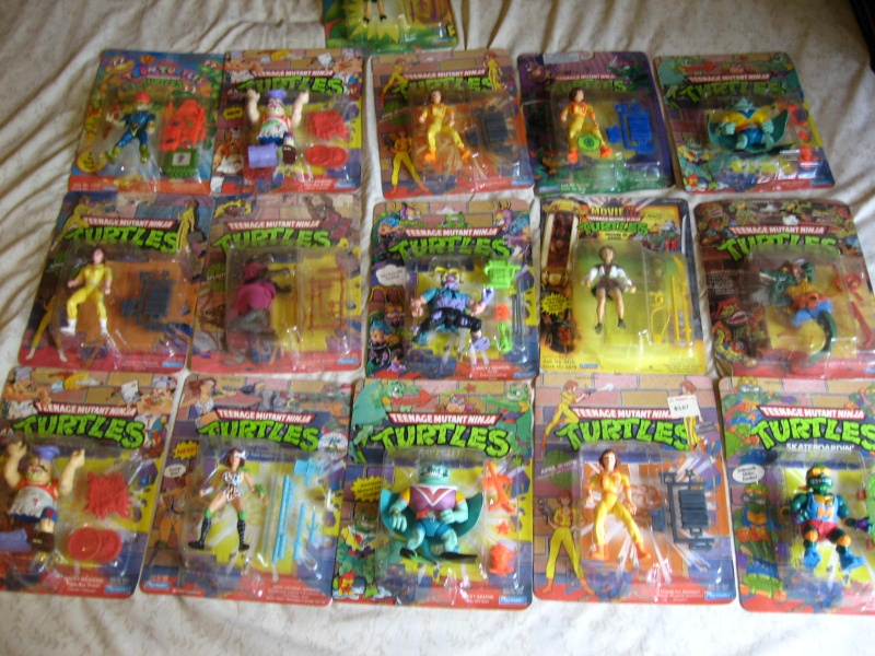 complete G.I. Joes  TMNT for sale Img_1826