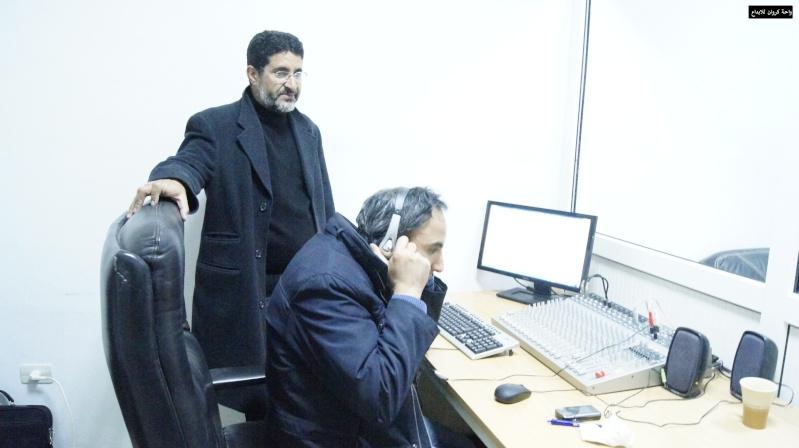 انطلاق راديو اجيال اف ام على تردد 98.8 _dsc0022