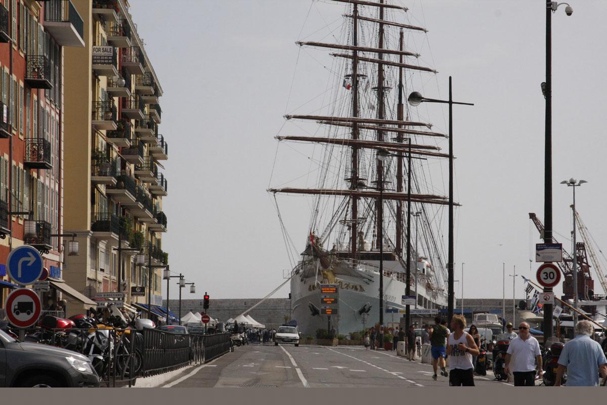 [Vie des ports] Le Port de Nice Nice_f10