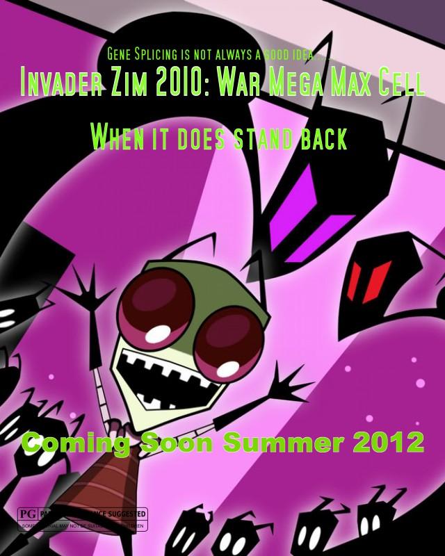 Invader Zim 2010: War Cell Mega Max War_me11