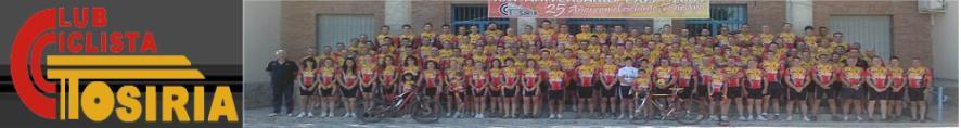 FORO DEL CLUB CICLISTA TOSIRIA