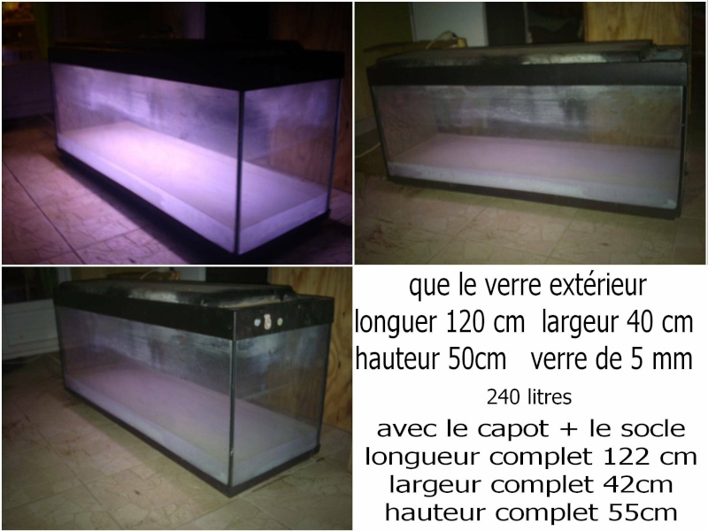 aquarium 150L Aquari10