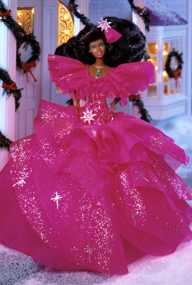 Barbies Happy Holidays 04543110