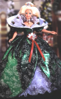 Barbies Happy Holidays 1995-h10