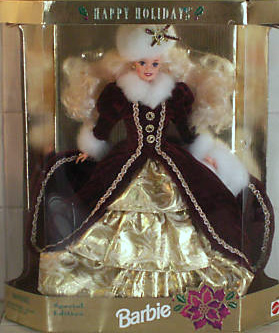 Barbies Happy Holidays 1996-h10